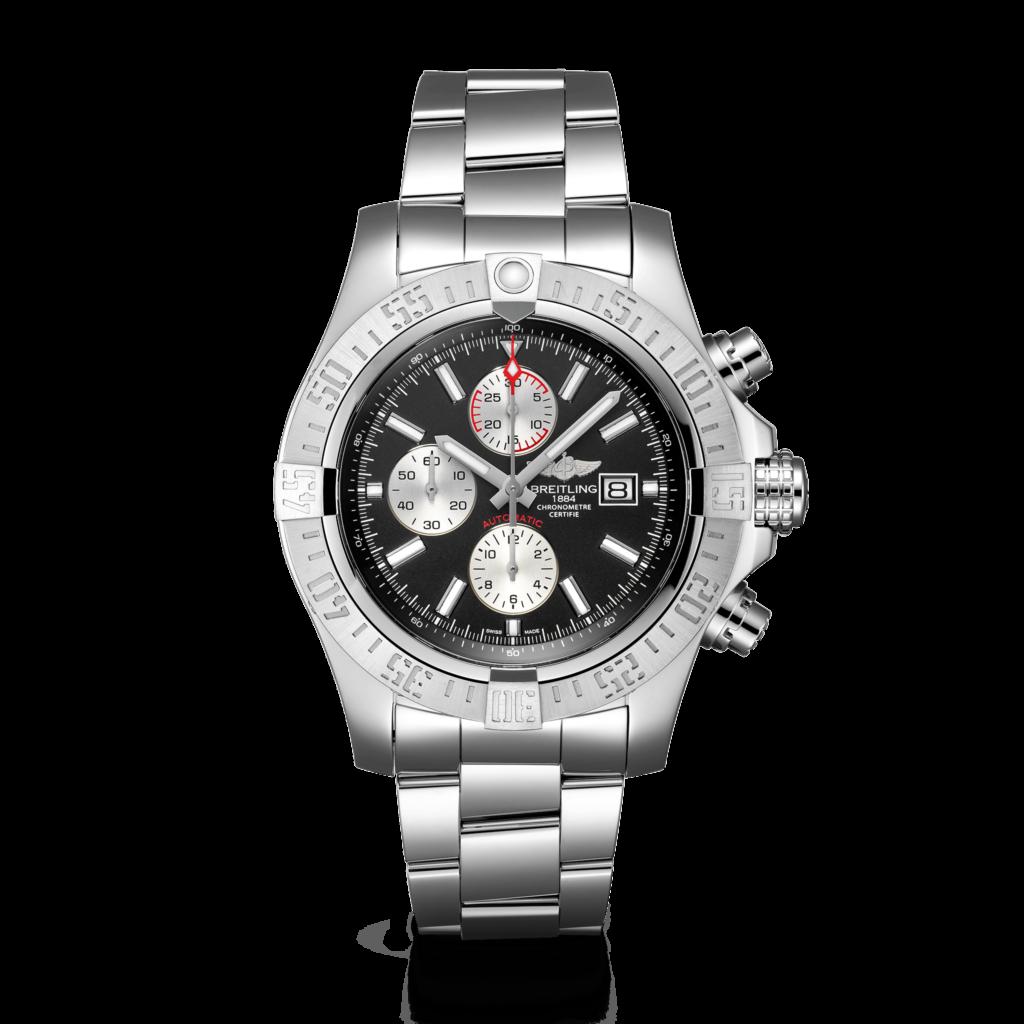 Breitling – Super Avenger II Chronograph 48 Stahl