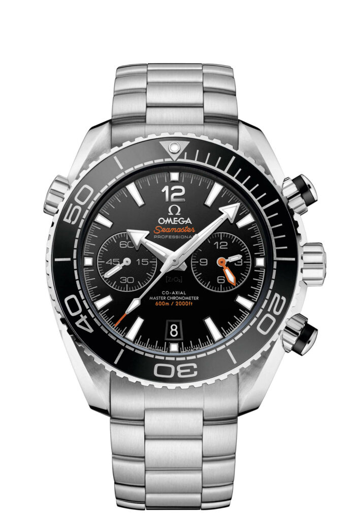 Omega-Seamaster Planet Ocean 600m Co-Axial Master Chronometer Chronograph 45,5mm