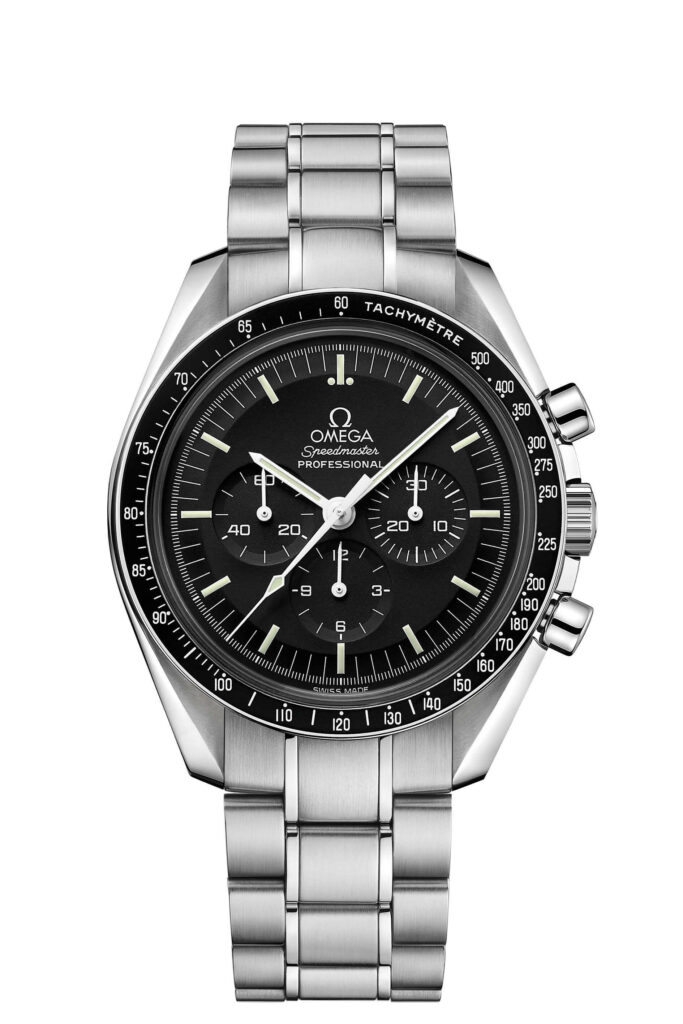 Omega-Speedmaster Moonwatch Professional Chronograph