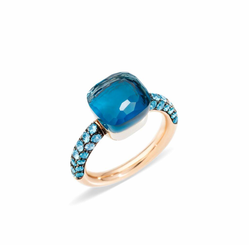 Pomellato – Nudo Classic TOPAS Ring