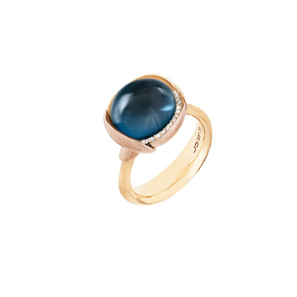Ole Lynggaard – Lotus Ring Topas