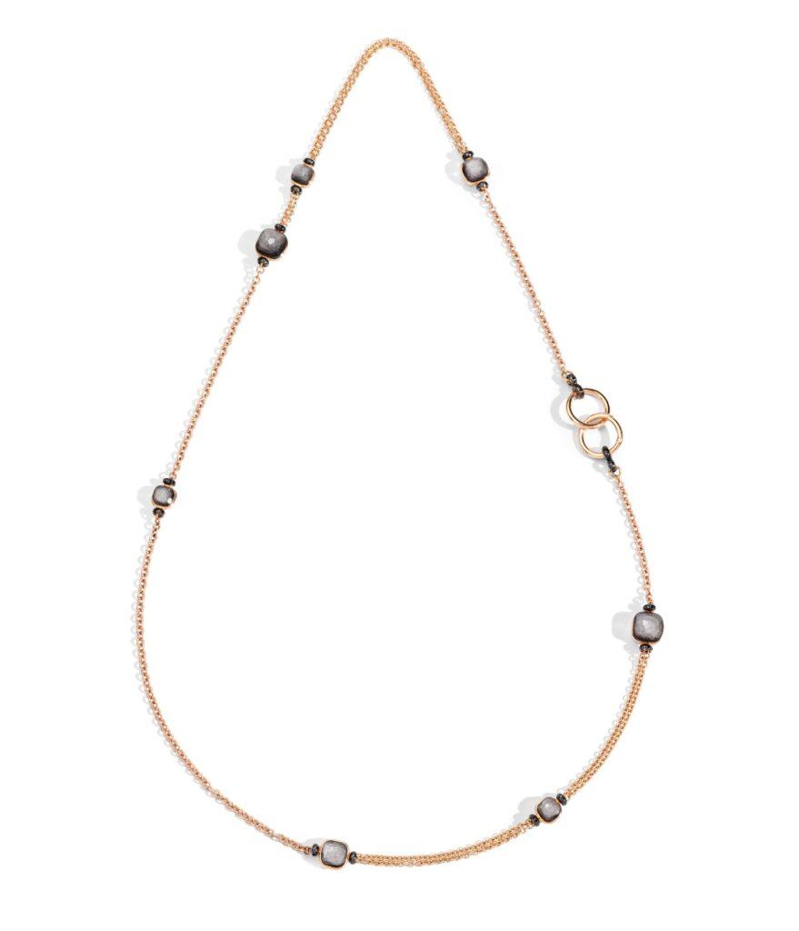 Pomellato – Nudo Halskette mit Anhänger