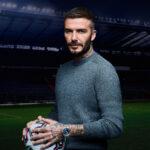 TUDOR und seine Markenbotschafter: David Beckham