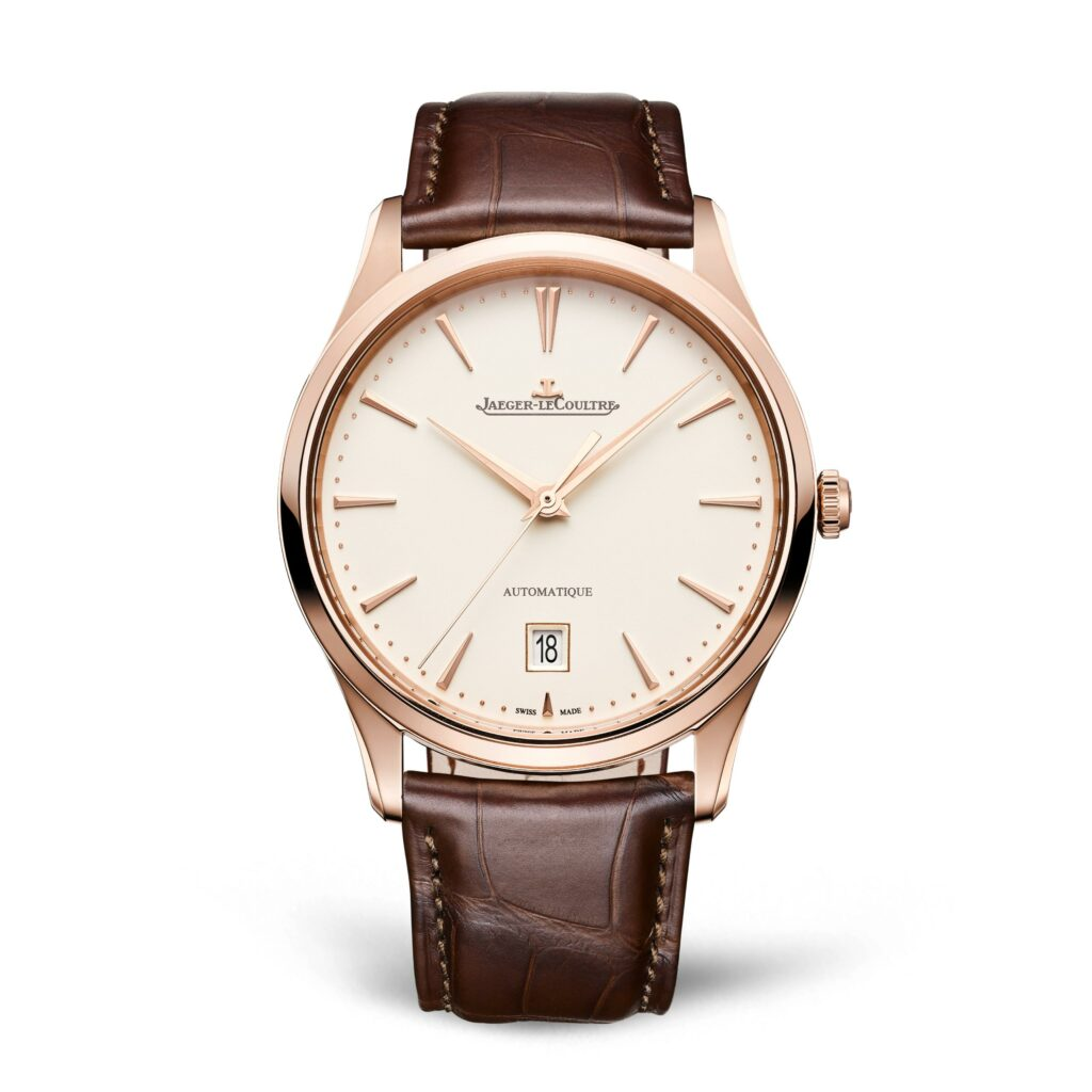 Jaeger-LeCoultre – Master Ultra Thin Date