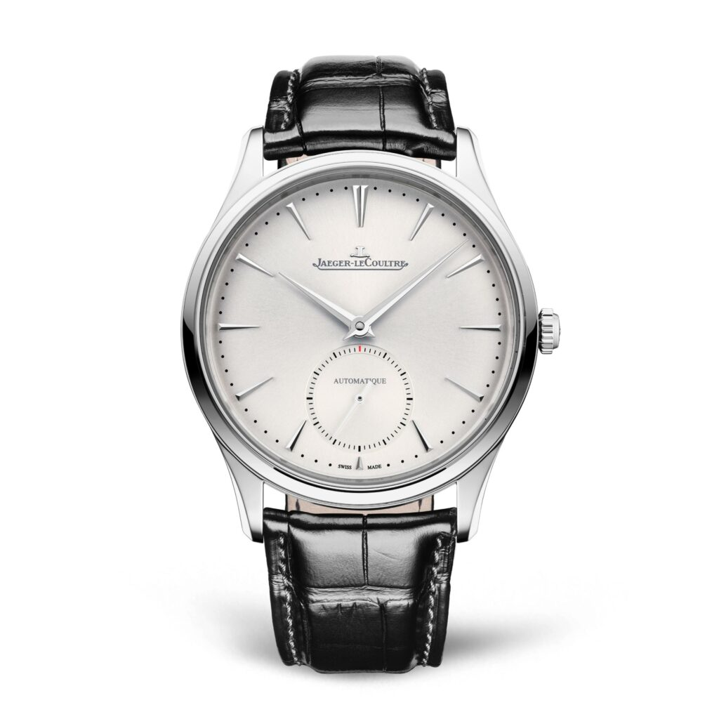 Jaeger-LeCoultre – Master Ultra Thin Small Seconds