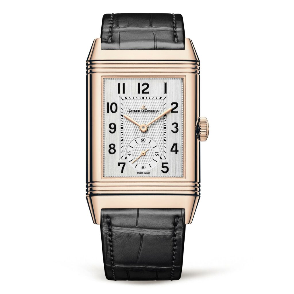 Jaeger-LeCoultre – Reverso Classic Large Duoface Small Seconds