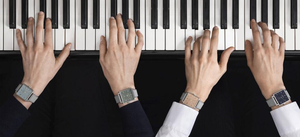 Vierstimmige Ode an Ludwig van Beethoven