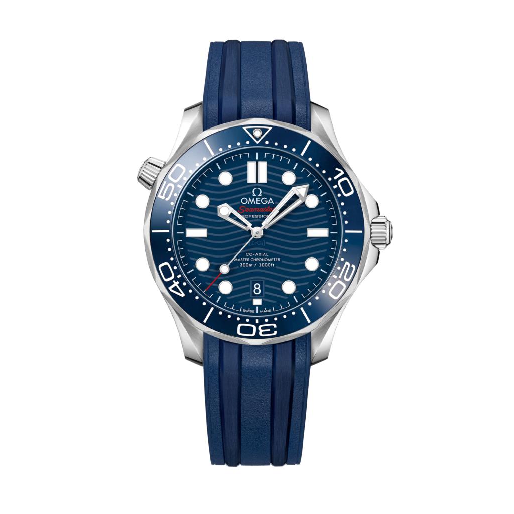 Omega – Seamaster Diver 300m Omega-Co-Axial Master Chronometer 42mm