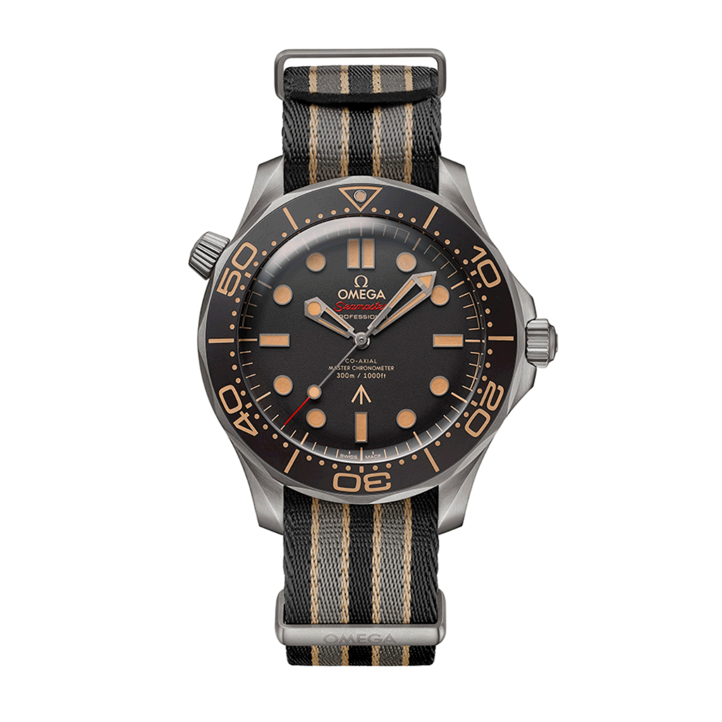 "Omega – Seamaster Diver 300 M ""007 Edition"""