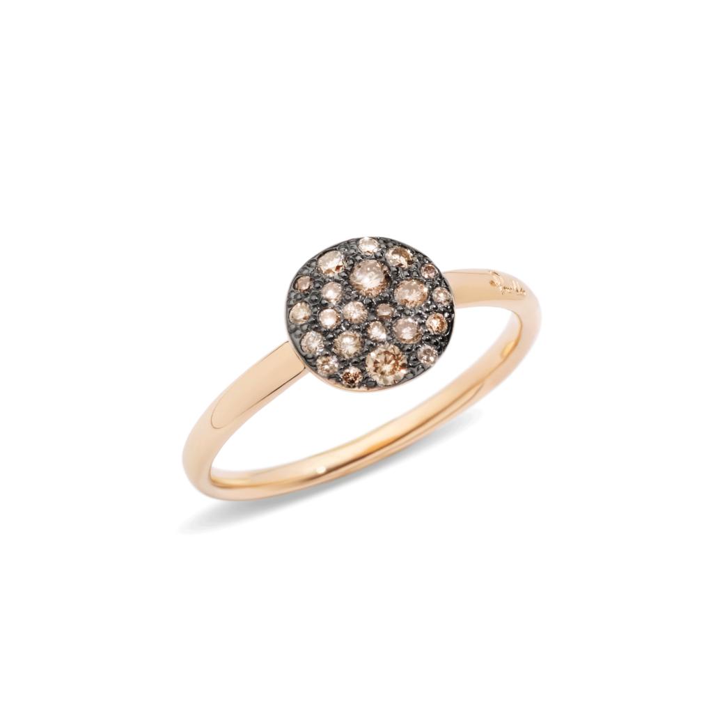 Pomellato – Ring Sabbia braun