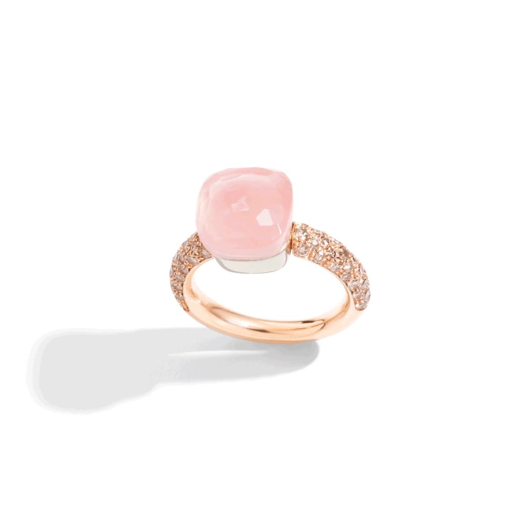 Pomellato – Nudo Rosenquarz Classic Ring